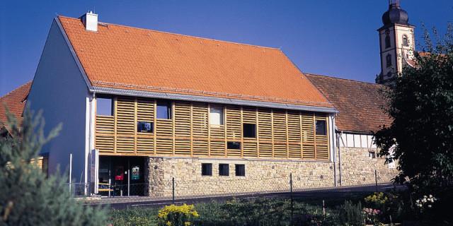 Biosphärenzentrum Haus der langen Rhön