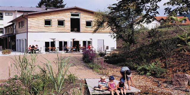 Biosphärenzentrum Haus der schwarzen Berge